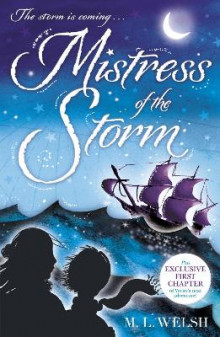 Mistress of the Storm av Melanie Welsh (Heftet)