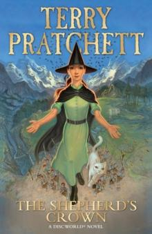 The shepherd's crown av Terry Pratchett (Heftet)