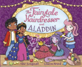 Omslag - The Fairytale Hairdresser and Aladdin