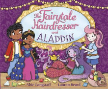 The Fairytale Hairdresser and Aladdin av Abie Longstaff (Heftet)