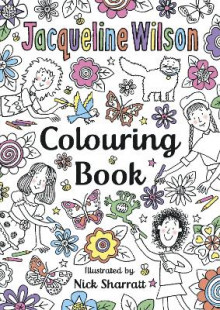 The Jacqueline Wilson Colouring Book av Jacqueline Wilson (Heftet)