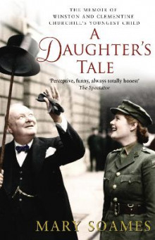 A Daughter's Tale av Mary Soames (Heftet)