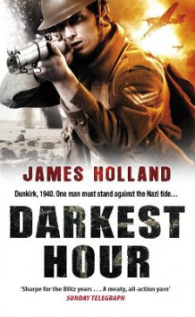 Darkest hour - a jack tanner adventure av James Holland (Heftet)