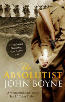 The absolutist av John Boyne (Heftet)