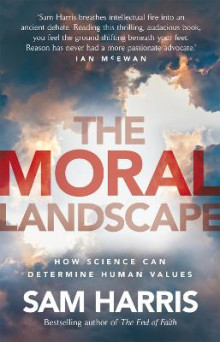 The Moral Landscape av Sam Harris (Heftet)
