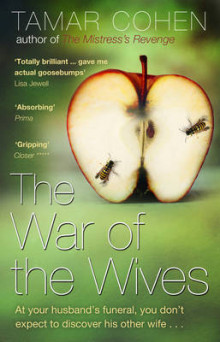 The War of the Wives av Tamar Cohen og Tammy Cohen (Heftet)