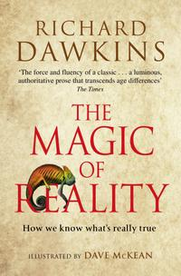 The magic of reality av Richard Dawkins (Heftet)