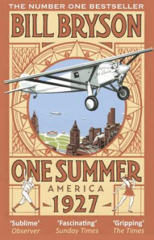 One summer.America 1927 av Bill Bryson (Heftet)