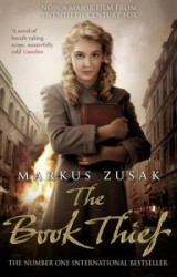 Omslag - The book thief