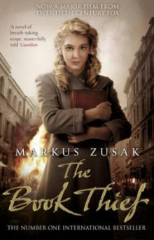 The book thief av Markus Zusak (Heftet)