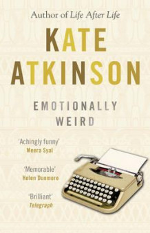 Emotionally weird av Kate Atkinson (Heftet)