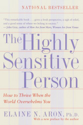 The Highly Sensitive Person av Elaine N. Aron (Heftet)
