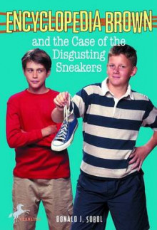 Encyclopedia Brown and the Case of the Disgusting Sneakers av Donald J. Sobol (Heftet)