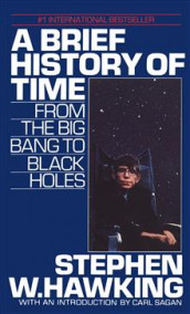 A Brief History of Time av Stephen Hawking (Heftet)
