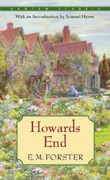 Howards End av E. M. Forster (Heftet)