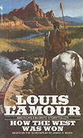 How The West Was Won av Louis L'Amour (Heftet)