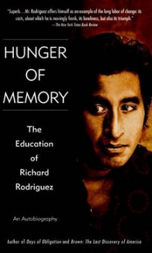 Hunger of Memory av Richard Rodriguez (Heftet)