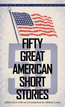 50 Great American Short Stories av Milton Crane (Heftet)