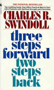 Three Steps Forward av C.R. Swindoll (Heftet)