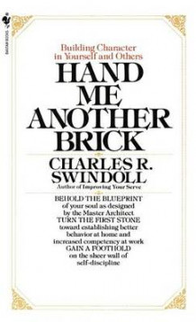 Hand ME Another Brick av C.R. Swindoll (Heftet)