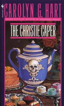 The Christie Caper av Carolyn G. Hart (Heftet)
