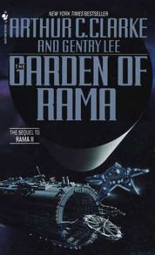 The Garden of Rama av Arthur Charles Clarke og Gentry Lee (Heftet)