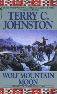 Wolf Mountain Moon av Terry C. Johnston (Heftet)