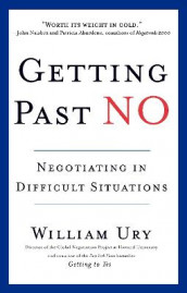 Getting Past No av William Ury (Heftet)