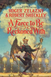 A Farce to Be Reckoned with av Robert Sheckley og Roger Zelazny (Heftet)