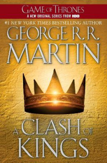 A Clash of Kings av George R R Martin (Heftet)