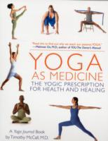 Omslag - Yoga as Medicine