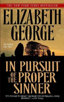 In Pursuit of the Proper Sinner av Elizabeth A George (Heftet)
