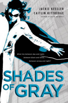 Shades of Gray av Caitlin Kittredge og Jackie Kessler (Heftet)
