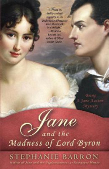 Jane and the Madness of Lord Byron av Stephanie Barron (Heftet)