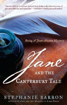 Jane and the Canterbury Tale av Stephanie Barron (Heftet)