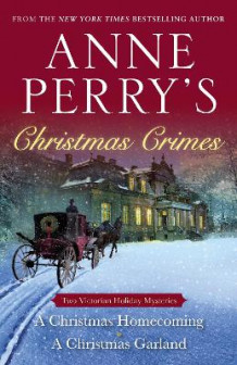 Anne Perry's Christmas Crimes av Anne Perry (Heftet)