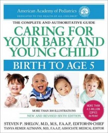 Caring for Your Baby and Young Child, 6th Edition av American Academy of Pediatrics (Heftet)