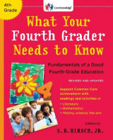 Omslag - What Your Fourth Grader Needs to Know