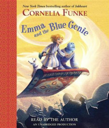 Emma and the Blue Genie av Cornelia Funke (Lydbok-CD)