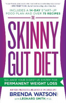 The Skinny Gut Diet av Brenda Watson og Leonard Smith (Heftet)
