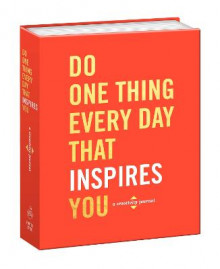 Do One Thing Every Day That Inspires You av Robie Rogge (Heftet)