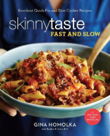 Omslag - Skinnytaste Fast and Slow