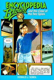 Encyclopedia Brown and the Case of the Two Spies av Donald J. Sobol (Heftet)