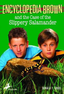 The Case of the Slippery Salamander av Donald J. Sobol (Heftet)