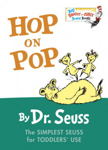 Hop on Pop av Dr Seuss (Pappbok)