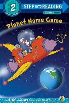 Planet Name Game (Dr. Seuss/Cat in the Hat) av Tish Rabe (Heftet)
