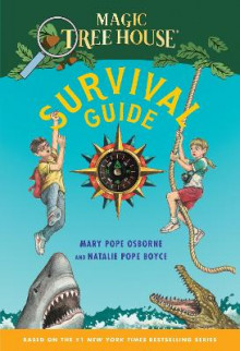 Magic Tree House Survival Guide av Mary Pope Osborne og Natalie Pope Boyce (Innbundet)