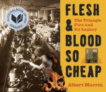 Flesh and Blood So Cheap av Albert Marrin (Heftet)