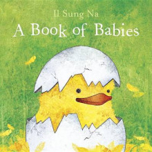 A Book of Babies av Il Sung Na (Pappbok)