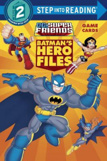 Batman's Hero Files (DC Super Friends) av Billy Wrecks (Heftet)